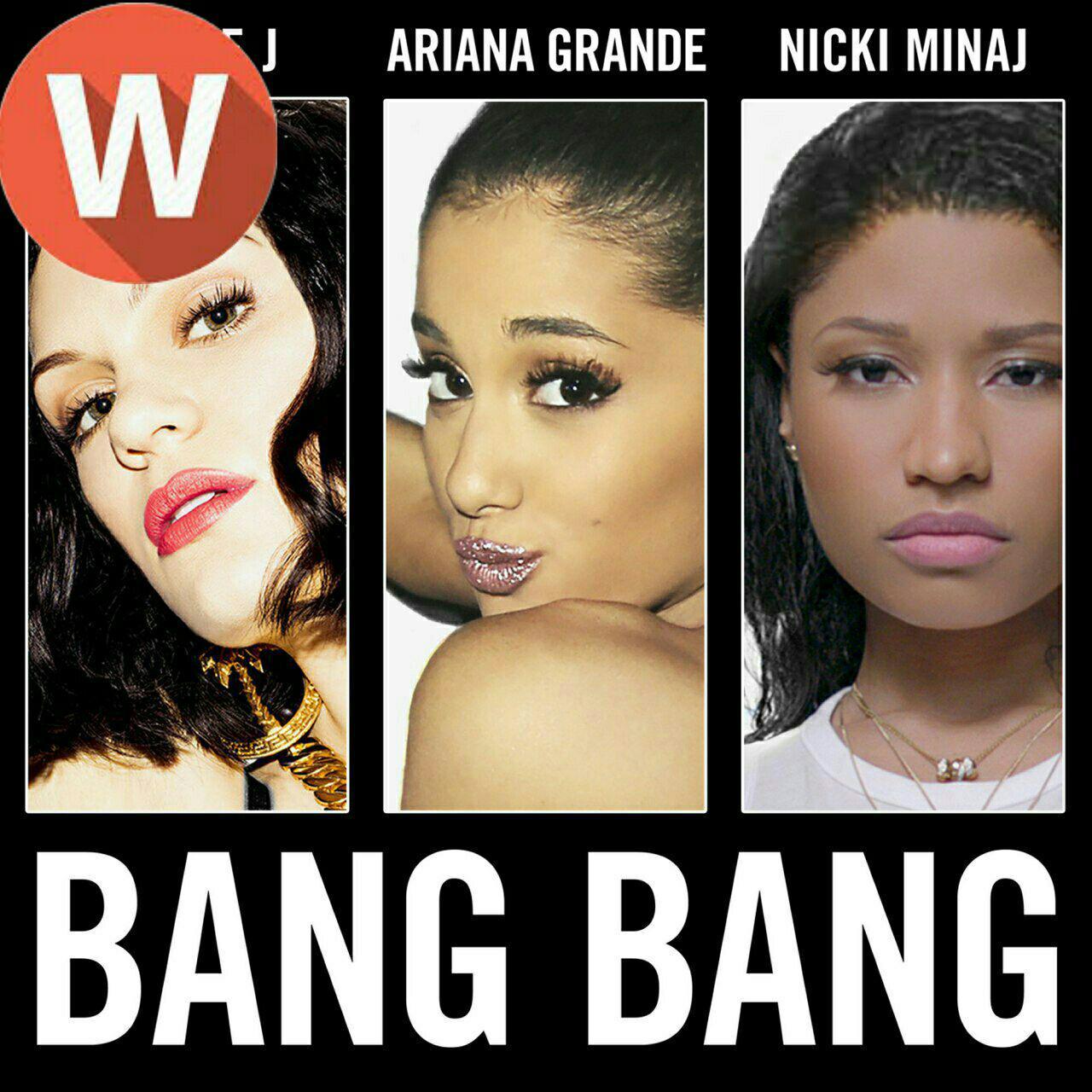 Download MusicAriana Grande, Nicki Minaj & Jessie J– Bang Bang