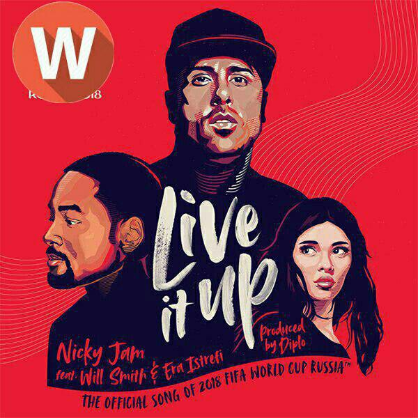 Download New Music Nicky Jam feat. Will Smith & Era Istrefi– Live It Up