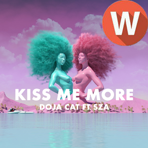 Download Music Doja Cat, SZA – Kiss Me More