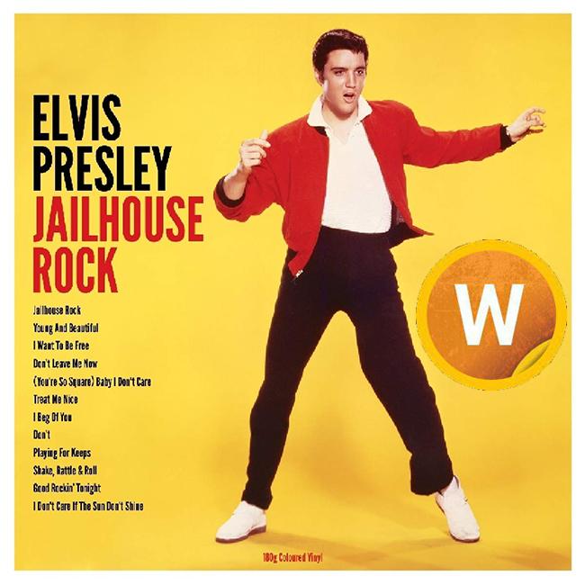Download Music Elvis Presley – Jailhouse Rock