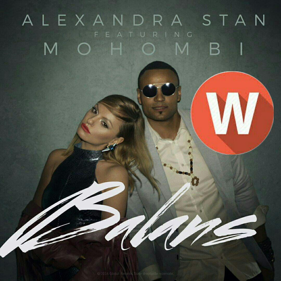 Download Music Alexandra Stan Ft Mohombi  – Balans