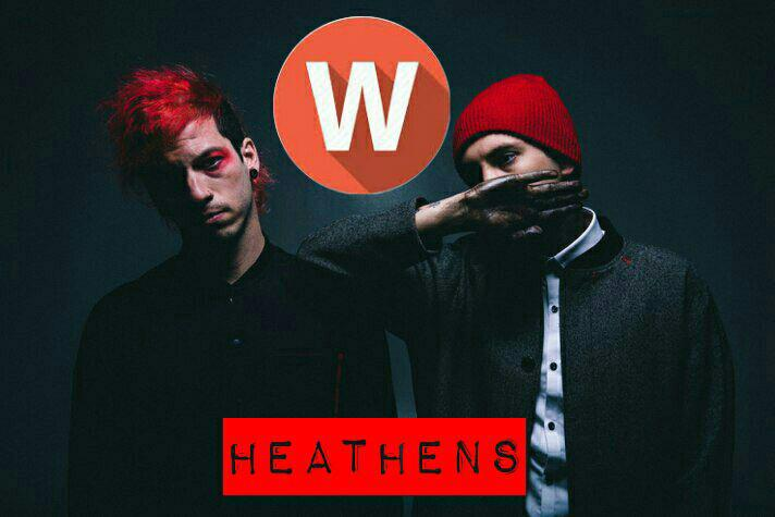 Download Music Twenty One Pilots – Heathens
